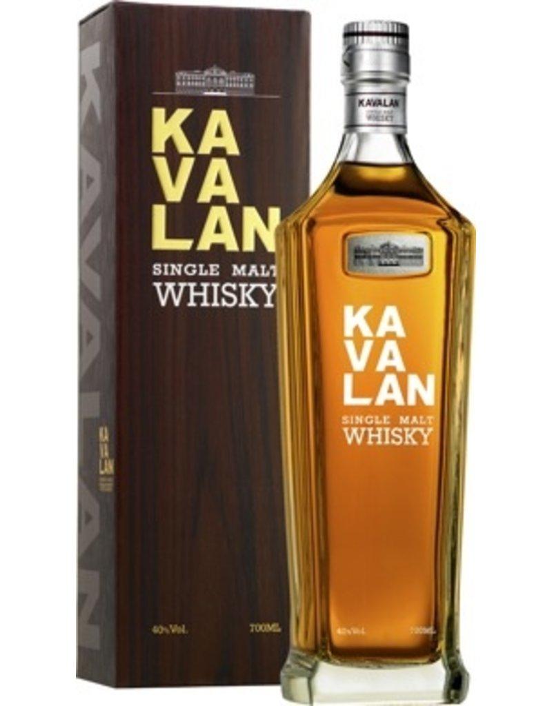 Asian Whiskey Kavalan Whisky Taiwan 750ml
