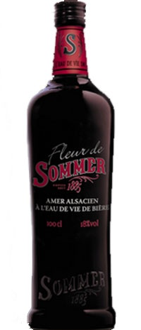 Liqueur Fleur de Sommer Amer Alsacien 1L