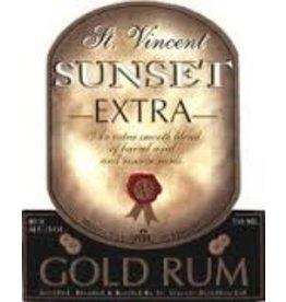 Rum St. Vincent Sunset Extra Gold Rum 750ml