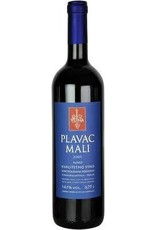 Eastern Euro Wine Vuina Plavac Mali Dalmatia Coastal Vineyard 2015 750ml