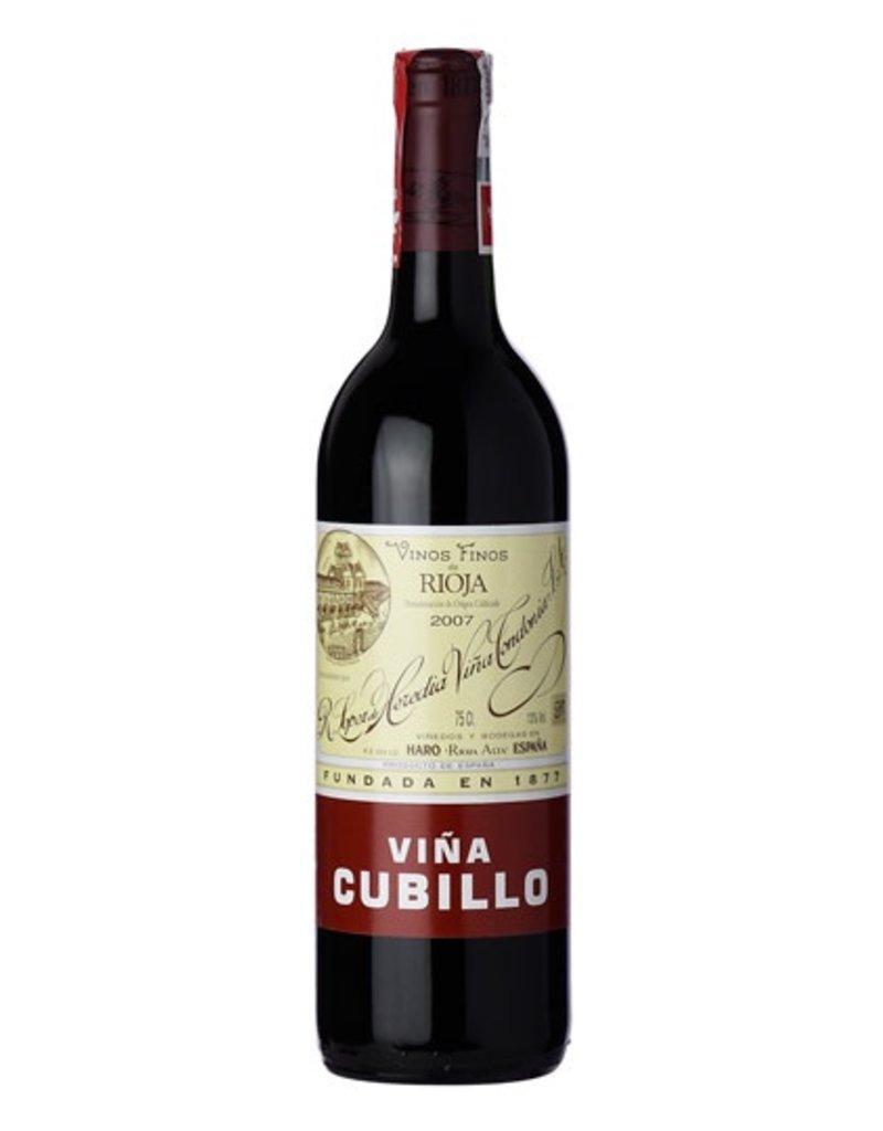 "Lopez de Heredia Vina Tondonia ""Vina Cubillo"" Crianza 2011 750ml"