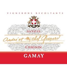 French Wine Andre et Michel Quenard Chignin Gamay Savoie 2015 750ml