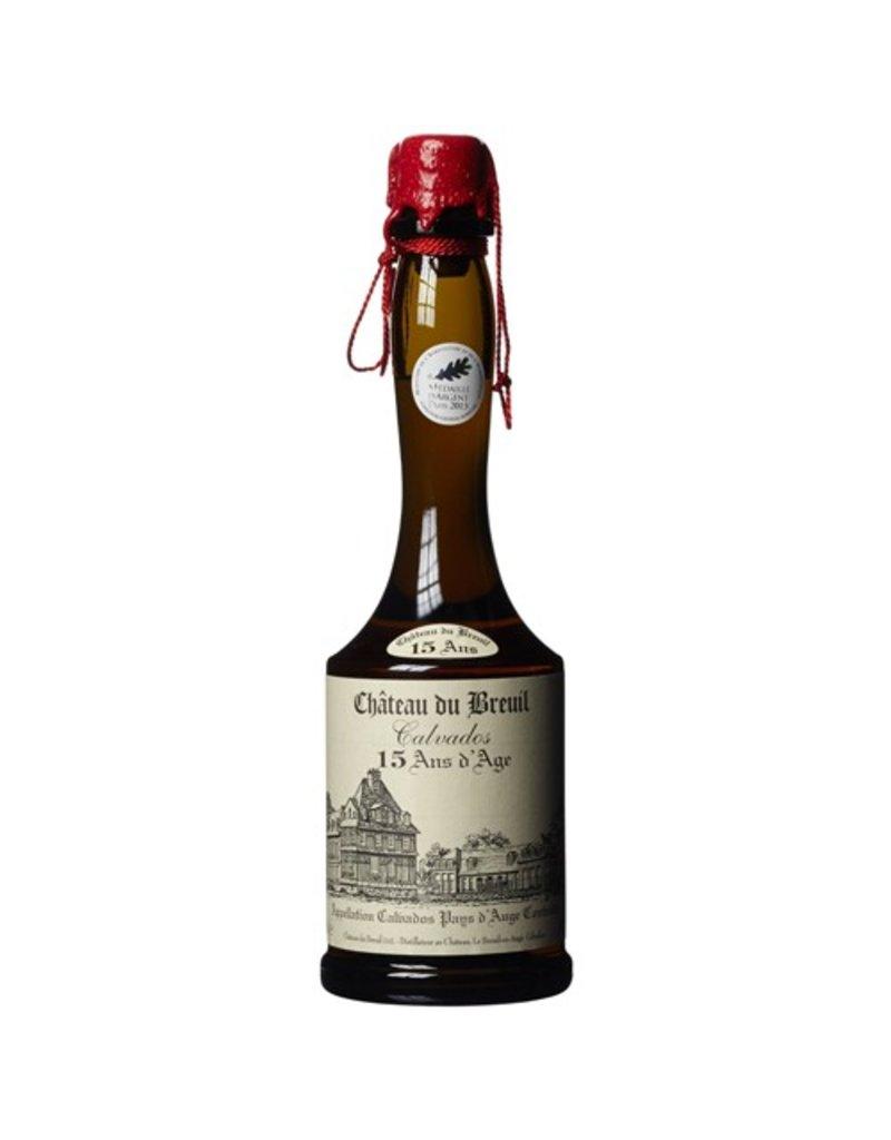 Breuil 15 Year Calvados 750ml