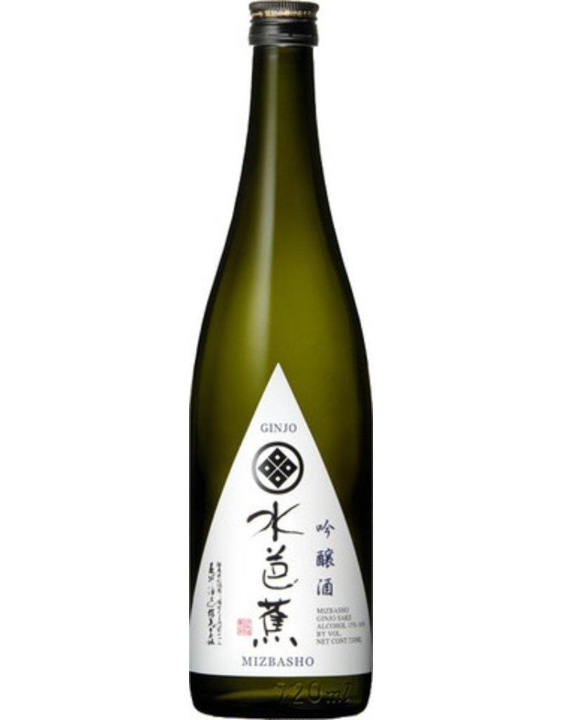 Nagai Mizubasho Ginjo Sake 720ml