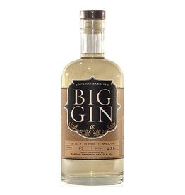 Gin Big Gin Bourbon Barreled 750ml