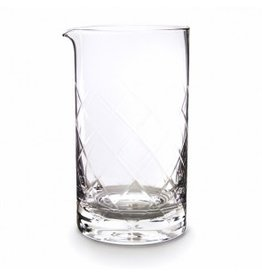 Yarai Flat-Bottom Seamless Mixing Glass 675ml