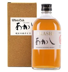 Asian Whiskey Akashi White Oak Whisky 750ml