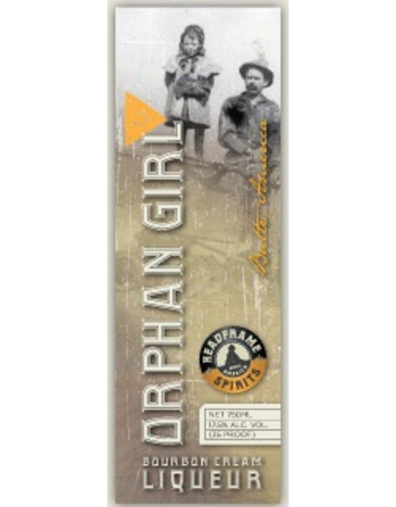 Headframe Orphan Girl Bourbon Cream Liqueur 750ml