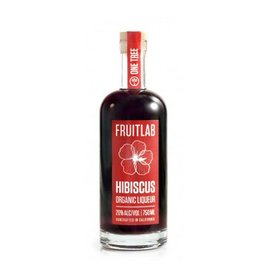 Liqueur Fruit Lab Hibiscus Organic Liqueur 750ml