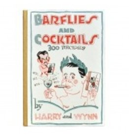 Barflies and Cocktails Book