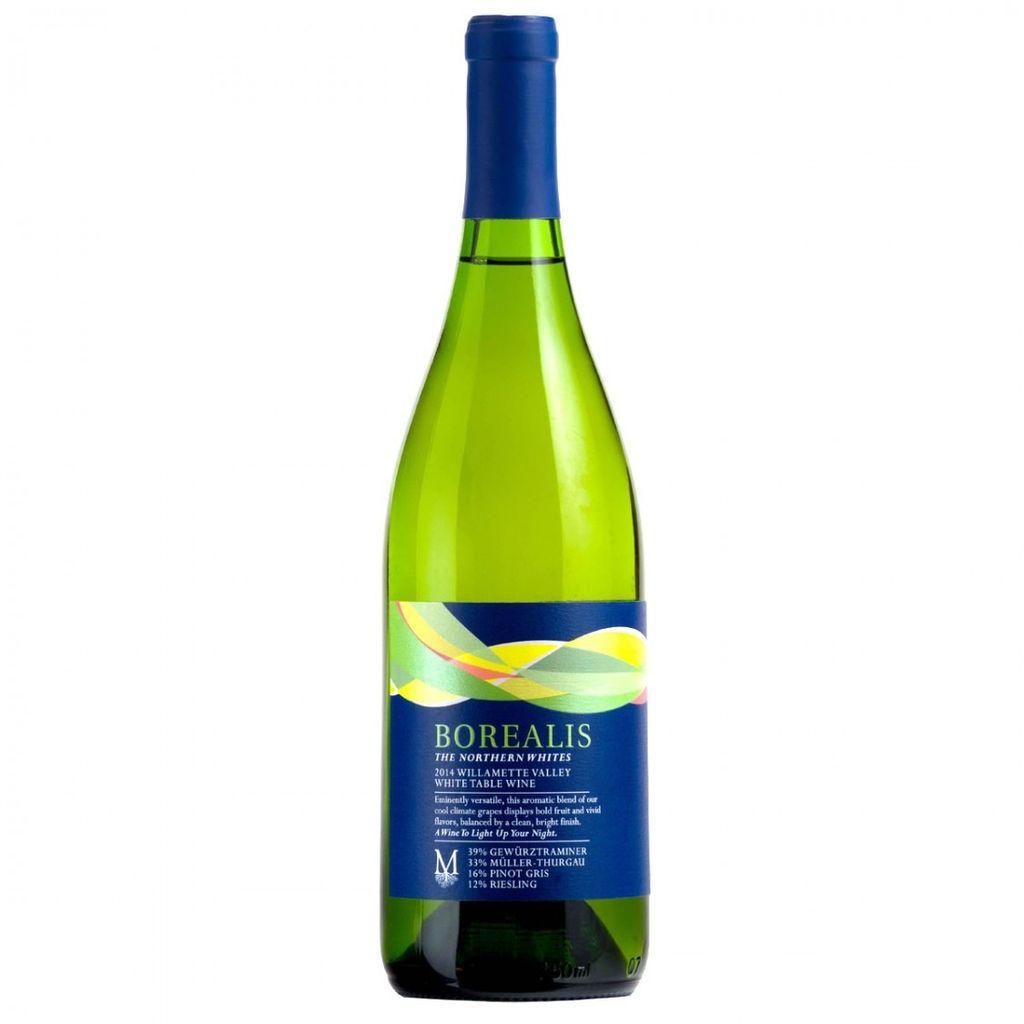 American Wine Montinore Borealis White Blend  750ml