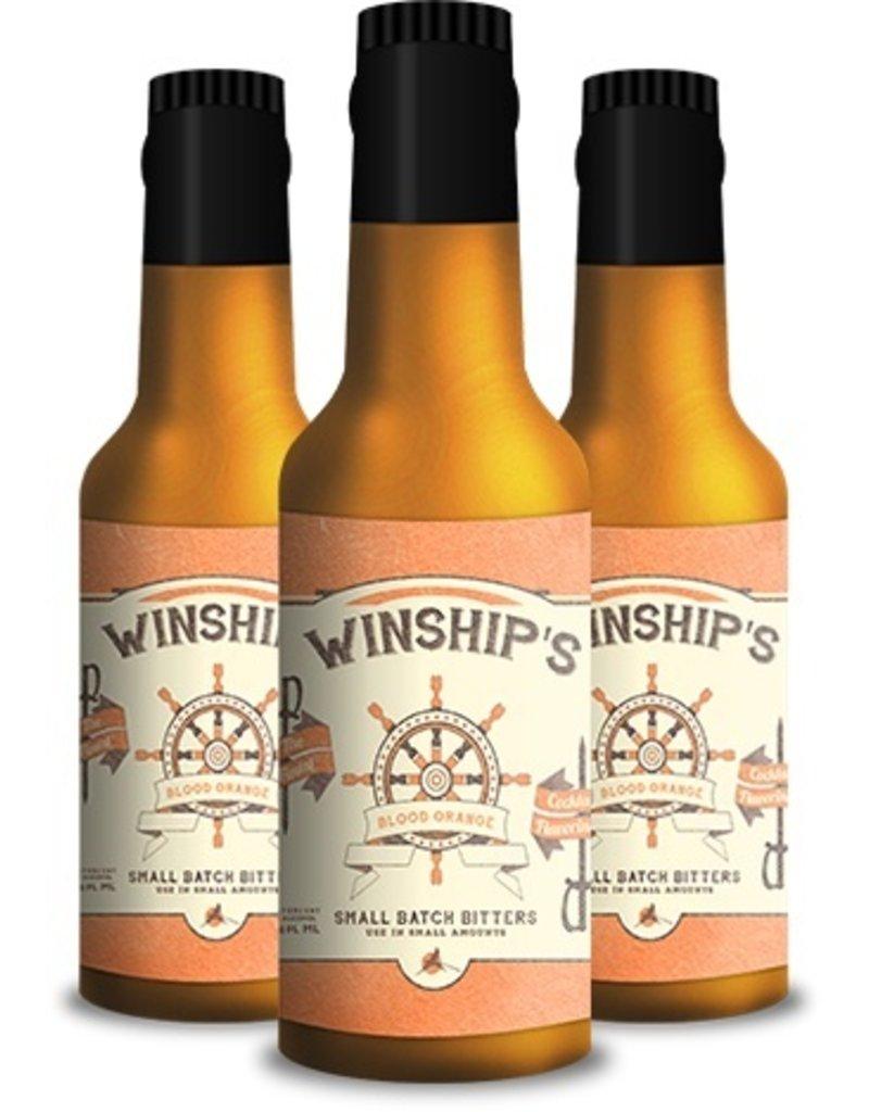 Bitter Winship's Blood Orange Bitters 150ml