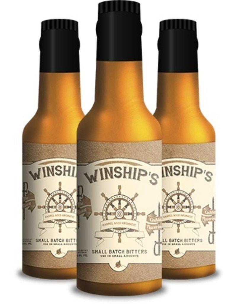 Winship's Barrel Aged Aromatic Bitters 150ml