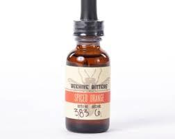 Bitter Beehive Bitters Spiced Orange 1oz