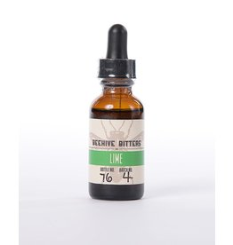 Bitter Beehive Bitters Lime 1oz