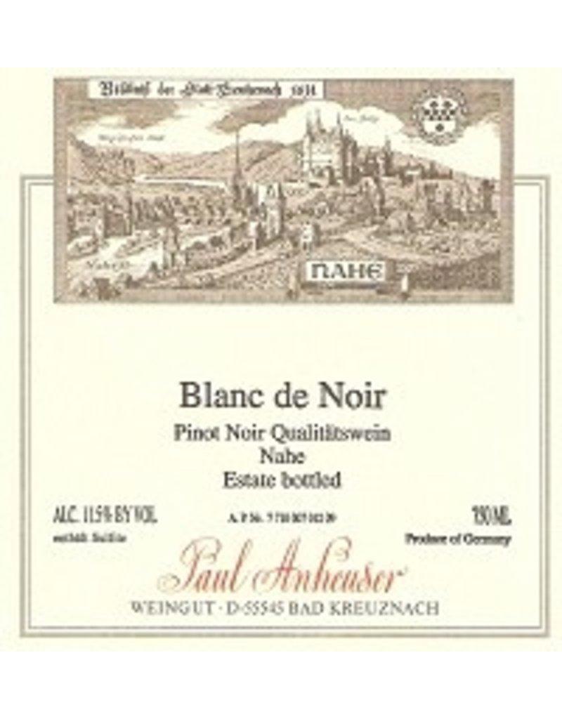 Paul Anheuser Blanc de Noir Qualitatswein Nahe (Off-Dry) 2018 750ml