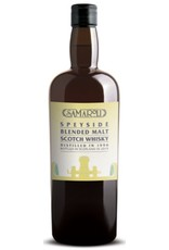 Scotch Samaroli Speyside Blended Malt Scotch Whisky 750ml