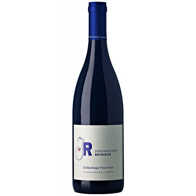 Austrian Wine Johanneshof Reinisch Pinot Noir Thermenregion Austria 2015 750ml