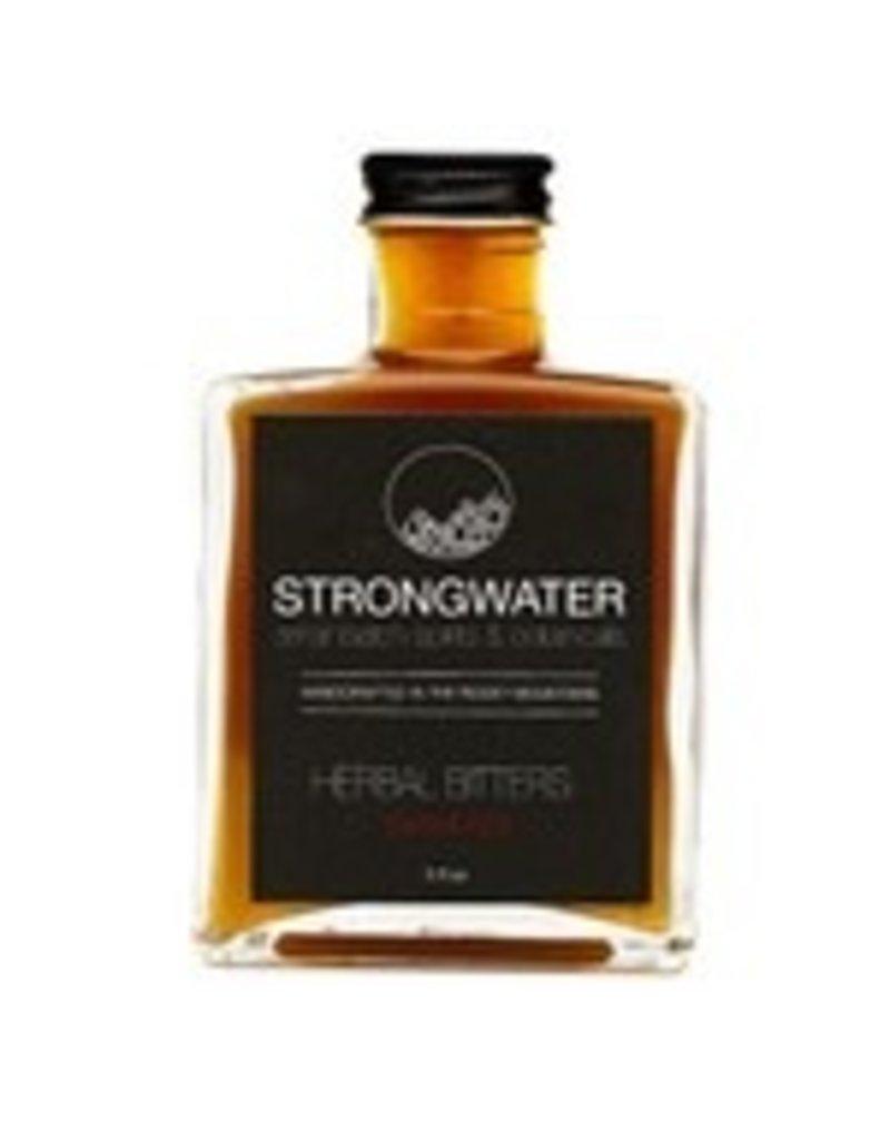 Bitter Strongwater Sweet Riza Bitters 5oz