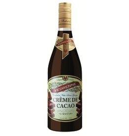 Liqueur Vedrenne Creme de Cacao 750ml