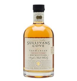 Whiskey Sullivan's Cove Double Cask Single Malt Barrel # DC091 750ml