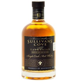 Whiskey Sullivan's Cove American Oak Cask Barrel # HH0249 750ml