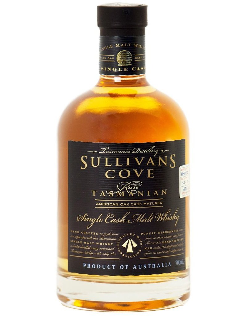 Sullivan's Cove American Oak Cask Barrel # HH0249 750ml