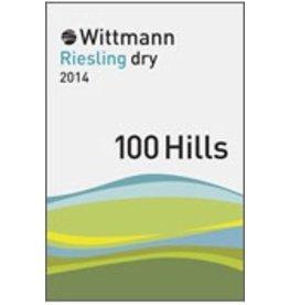 Wittman 100 Hills Riesling 2015 750ml