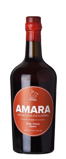 Liqueur Amara Amarao d'Arancia Rossa 750ml