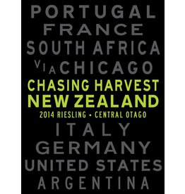 Australia/New Zealand Wine Chasing Harvest Riesling Central Otago New Zealand 2017 750ml