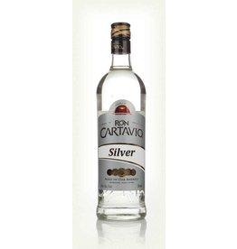 Ron Cartavio Silver Rum 750ml