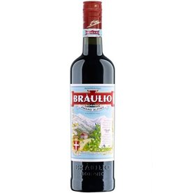 Liqueur Braulio Amaro Alpino 1L