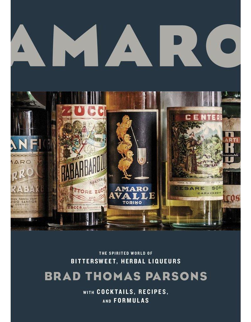 Books Amaro by B.T. Parsons