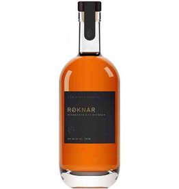 "Rye Whiskey Far North Spirits ""Roknar"" Minnesota Rye Whiskey 750ml"