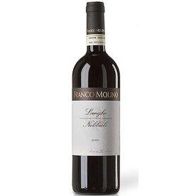 Italian Wine Franco Molino Langhe Nebbiolo 2015 750ml
