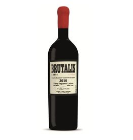 "Portuguese Wine Vidigal ""Brutalis"" Alicante Buchet Cabernet Sauvignon Vinho Regional Lisboa 2015 750ml"