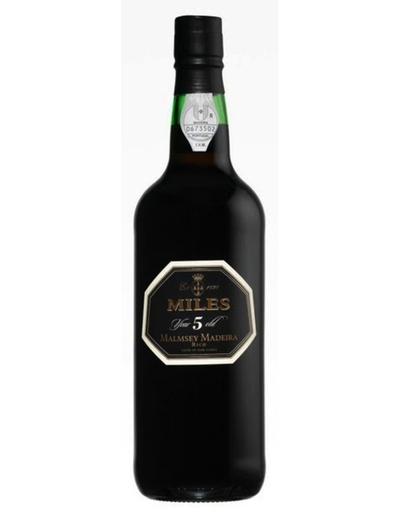 Miles Rich Madeira 5 Year 750ml