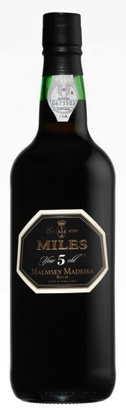Dessert Wine Miles Rich Madeira 5 Year 750ml