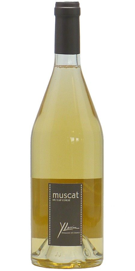 Dessert Wine Yves Leccia Domaine d'E Croce Muscat du Cap Corse 2012 750ml