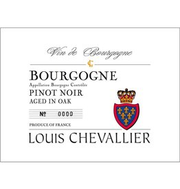 French Wine Louis Chevalier Bourgogne Rouge 2016 750ml