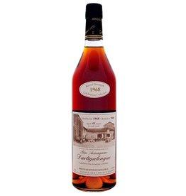 Brandy Dartigalongue 40 Year 1968 Bas Armagnac, bottled in 2008 750ml