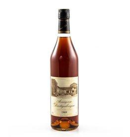 Brandy Dartigalongue 40 Year 1969 Bas Armagnac, bottled in 2009 750ml