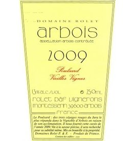 French Wine Domaine Rolet Arbois Jura Trousseau 2009 750ml
