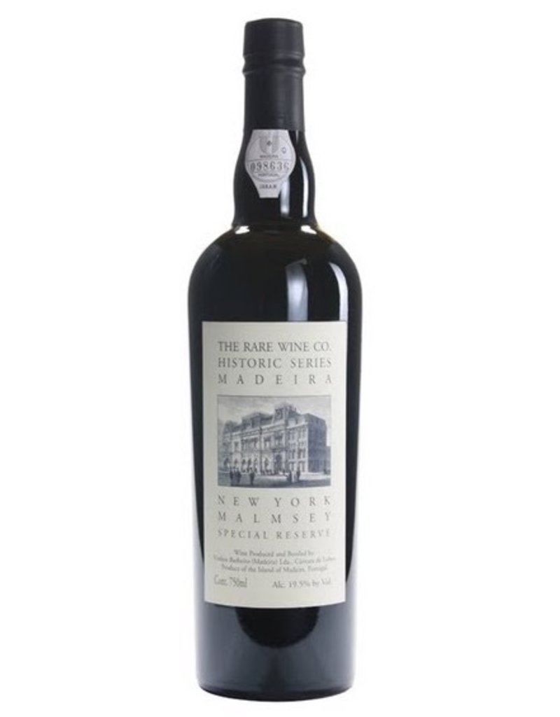 The Rare Wine Company Historic Series Madeira New York Malmsey Special Reserve 750ml