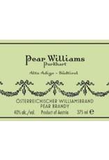 Brandy Purkhart Pear Poire Williams Brandy Austria 750ml