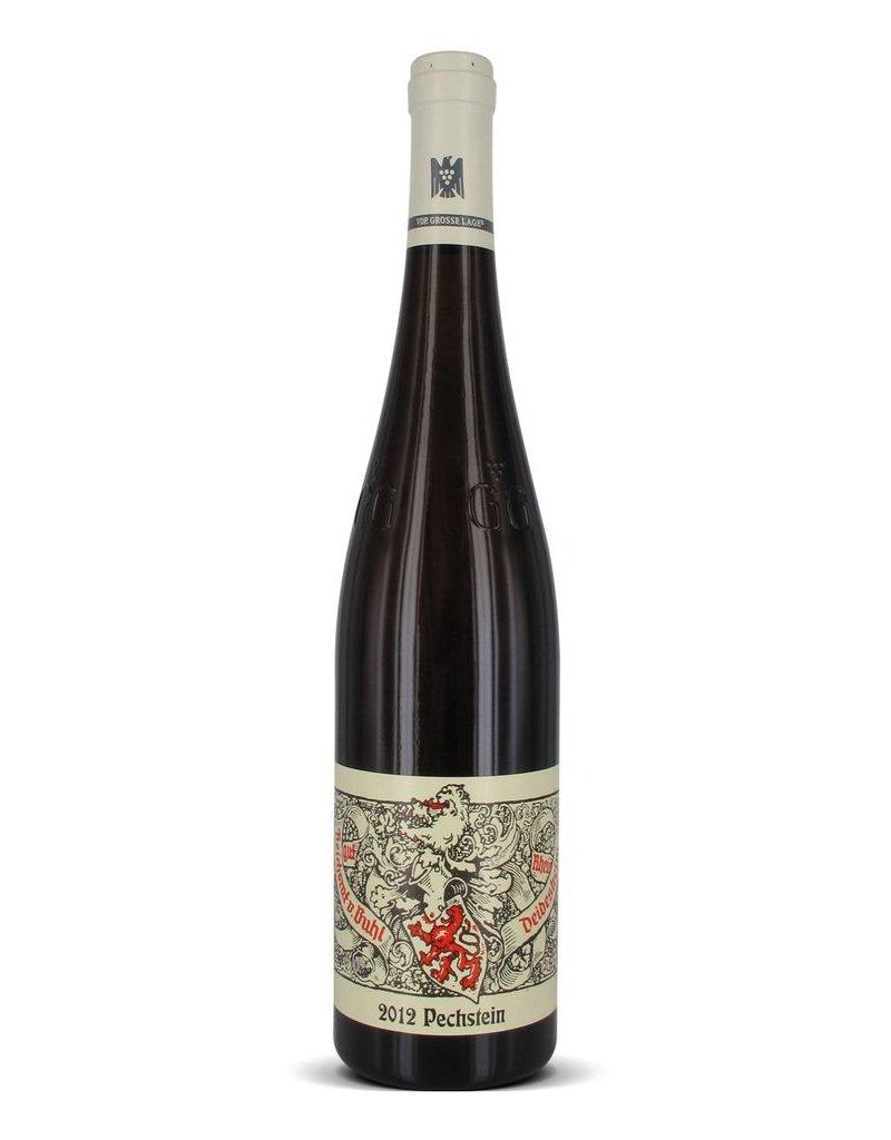 Weingut Reichsrat Von Buhl Deidesheim Riesling Trocken Pfalz 2012