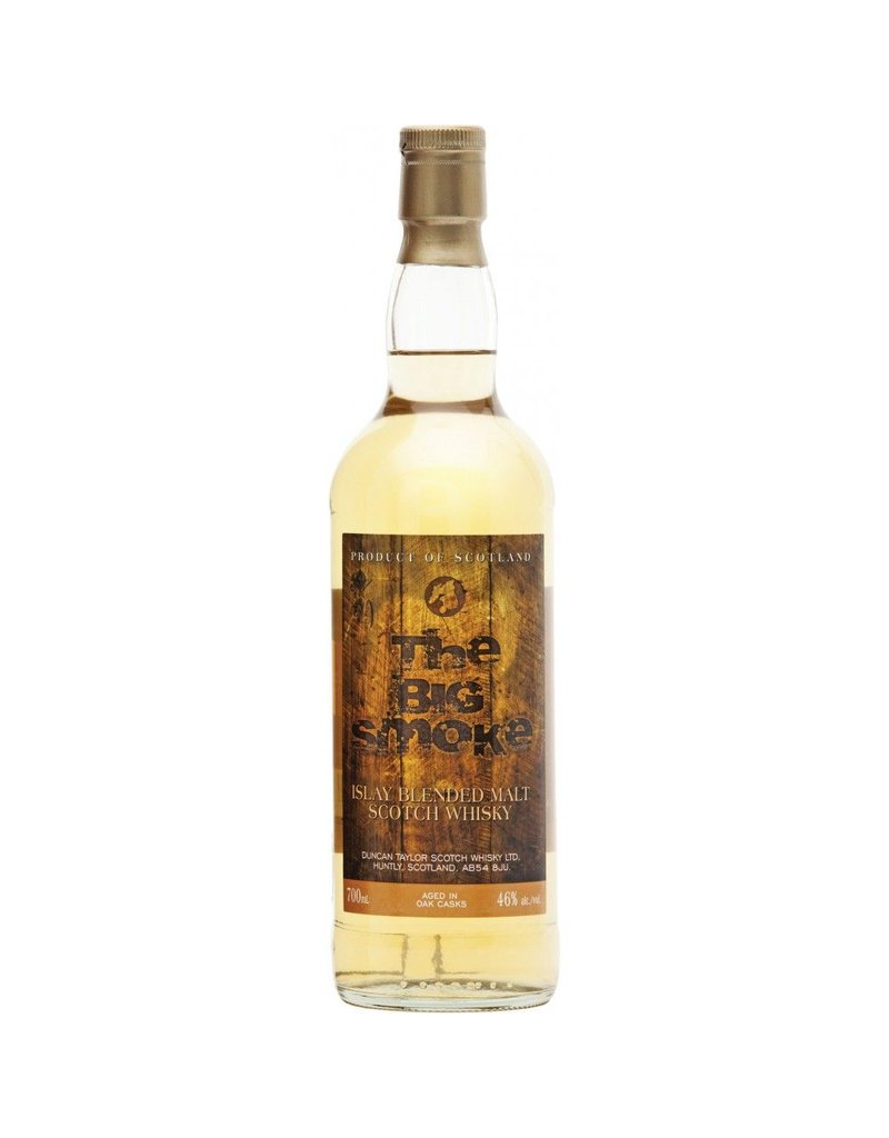 "Duncan Taylor ""The Big Smoke"" Islay Blended Malt Scotch Whisky 750ml"