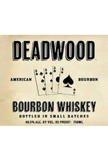 Deadwood Bourbon 750ml