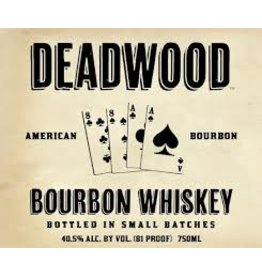 Bourbon Deadwood Bourbon 750ml