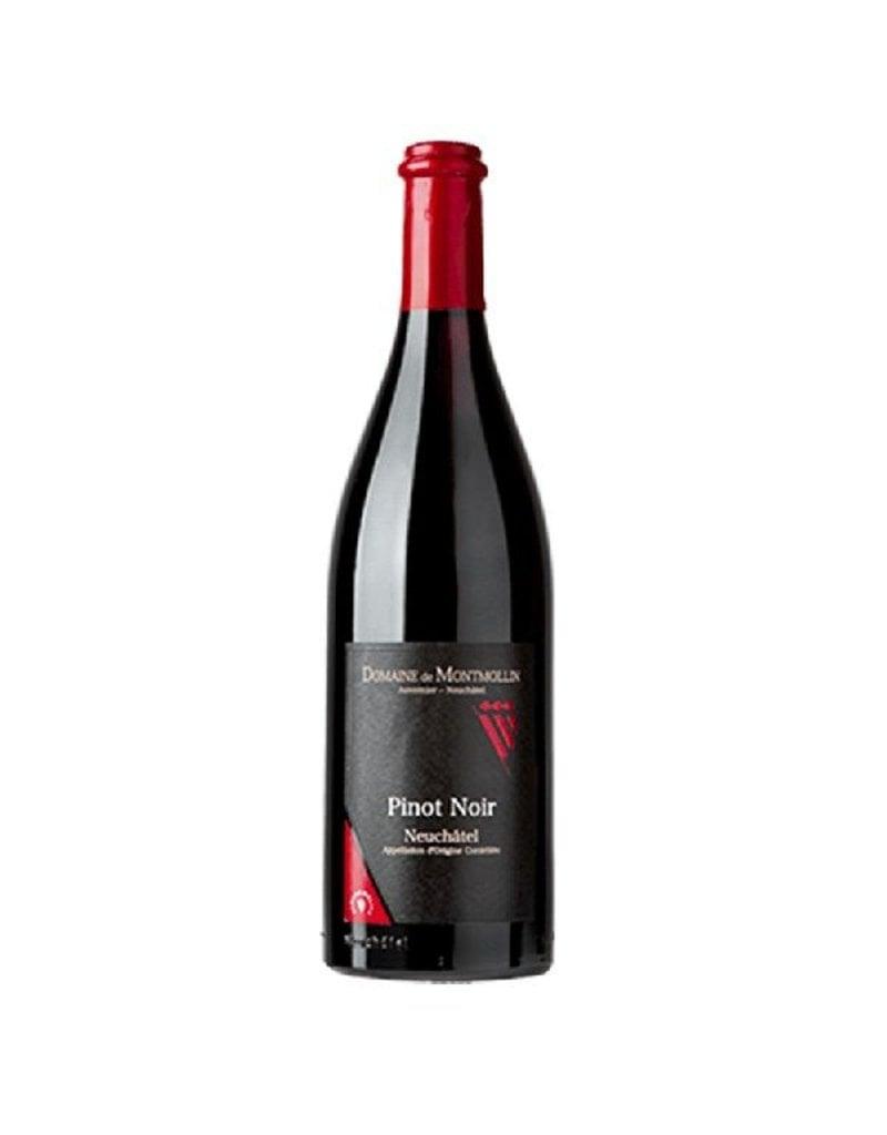 Domaine de Montmollin Pinot Noir Neuchatel Switzerland 2016 750ml